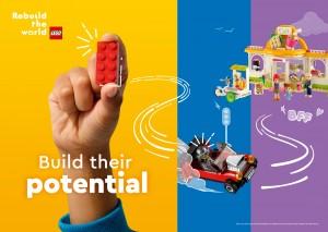 เลโก้ กรุ๊ป ส่งแคมเปญ 'รีบิลด์ เดอะ เวิลด์'  ส่งเสริมทักษะการเล่นอย่างสร้างสรรค์ให้เด็กไทยช่วงปิดเทอม