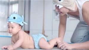 น้ำนมและข้าวส่วนผสมจากธรรมชาติ ผู้ช่วยในการปกป้องผิวลูกน้อยจากการเล่นซน