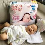แม่เอและน้องเกมส์ พาทุกคนมารู้จักกับ  ผ้าอ้อมสำเร็จรูปที่เหมาะกับ new born baby ของเรา