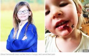สุดแปลก! สาวน้อยมี DNA ที่ไม่เหมือนคนทั่วไป ขนาดแม่ของเธอเองยังต้องตกใจ