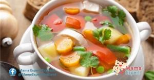 เมนูลูกรัก : น้ำซุปผัก สำหรับเด็กวัย 6 เดือนขึ้นไป