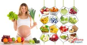 อาหารบำรุงครรภ์ แบ่งตามอายุครรภ์ 1- 40 สัปดาห์