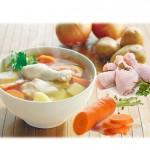 เมนูลูกรัก : ซุปไก่ พร้อมวิธีเก็บน้ำสต๊อกเพื่อลูกน้อย