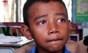 น้องเต้ย เด็ก 9 ขวบ  เผยสาเหตุที่หลายคนสงสัยทำไม ไม่ไปอยู่กับพ่อ