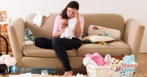 อาการที่พบบ่อยหลังคลอดบุตร กับ 6 วิธีรับมือ!