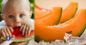 ส่งเสริมพัฒนาการด้านการเคี้ยวกลืนของเด็กวัย 8-10 เดือนด้วยผลไม้