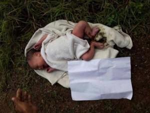 พบทารกเพศหญิงถูกทิ้งที่นครสวรรค์ วอนสื่อช่วยตามหาพ่อแม่ที่แท้จริง