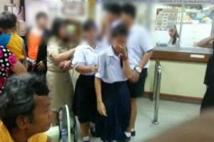 สลด! นักเรียนสาวม.5 วูบดับหน้าโรงเรียน คาดสาเหตุจากยาลดความอ้วน