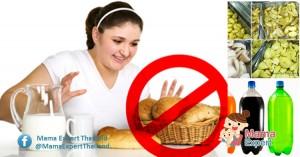 อาหารต้องห้ามสำหรับแม่ตั้งครรภ์ ที่แม่ตั้งครรภ์ควรเลี่ยง!!!