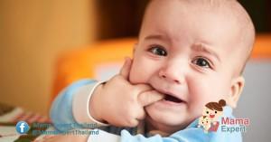4 วิธีลดอาการคันเหงือก เจ็บเมื่อฟันขึ้น ของลูกรัก