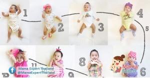 กระตุ้นพัฒนาการลูกอย่างสมวัย ของลูกวัยแรกเกิด -12 เดือน