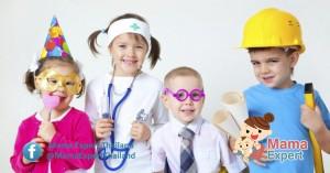 ลูกวัยอนุบาลฉลาดรอบรู้ ด้วยการพัฒนาปัญญา 8 ด้าน ของลูกวัยอนุบาล