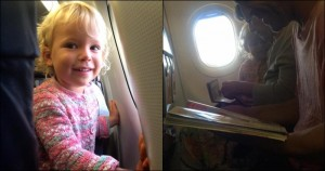 แชร์สนั่น!! บนเครื่องบินลูกสาวร้องจะนั่งริมหน้าต่าง จนถูกแม่ดุ แต่ฟังคำสอนแม่แต่ละคำทำเอาอึ้ง!