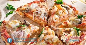 พิซซ่าอาหารแม่ท้องควรงด เพราะอะไร??