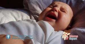 กรดไหลย้อนในเด็ก อีกหนึ่งอาการทำลูกเลี้ยงยากโยเย