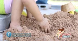 พาลูกเล่นทราย ได้อะไรมากมายกว่าที่แม่คิด พิชิตสมองดีด้วยการเล่นทราย