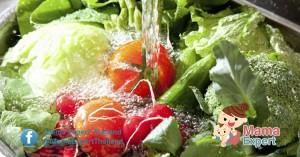8 วิธีลดสารพิษตกค้างในผักผลไม้ … เพื่อสุขภาพของลูกรัก