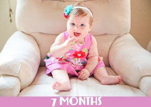การส่งเสริมพัฒนาการเด็ก อายุ 5 – 6 เดือน