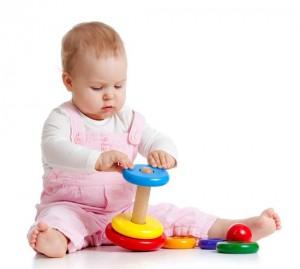 ของเล่น ช่วยเสริมสร้างพัฒนาการของลูกน้อย