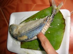 คลิปสอนวิธีถอดก้างปลาทู แบบง่ายมากๆ เอาใจคนกิน