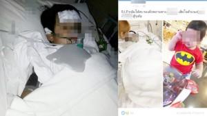 ท้องเสียอย่าชะล่าใจ! หนูน้อยท้องเสียหนัก พ่อ-แม่พาส่งโรงพยาบาล ให้น้ำเกลือแต่เกิดช็อกดับ