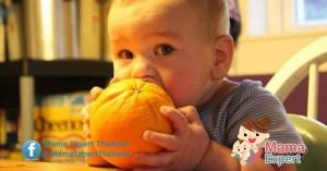 ให้ลูกกินวิตามินซีเพื่อป้องกันหวัด ได้ผลจริงหรือ ?