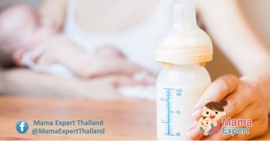 ลูกกินนมเท่าไหร่ดี กระเพาะของลูกน้อย มีความจุน้อย อย่าเร่งป้อนนมเกินขนาด!