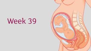 อายุครรภ์ 39 สัปดาห์ ลูกน้อยและคุณแม่เปลี่ยนแปลงอย่างไร?
