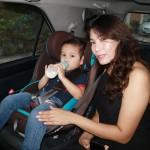 เพราะความปลอดภัยบนรถขณะเดินทางของลูกน้อยสำคัญที่สุด!!