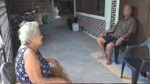 พบแล้วชายในคลิปชอบยืนให้รถไฟดูโ  แม่วัย 83 เผย ลูกชีวิตรันทด อกหักหลายครั้ง จนมีอาการทางประสาท