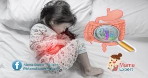 7 อาการเตือนที่บ่งบอกว่า ลูกติดเชื้อท้องเสียโนโรไวรัส(Norovirus)  เข้าแล้ว