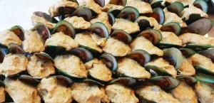 เมนูเด็ดแนะนำ : ห่อหมกหอยแมลงภู่ พริกขี้หนูสด