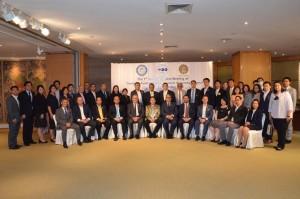 'ฟรีสแลนด์คัมพิน่า' ร่วมประชุม สภาธุรกิจไทย-ออสเตรเลีย-นิวซีแลนด์ เตรียมความพร้อมเกษตรกร-อุตสาหกรรมนมไทย รับเปิดการค้าเสรีปี 64