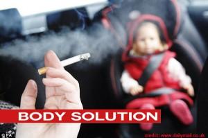 ระวัง! แค่สูดควันบุหรี่บ่อย ก็ทำลูกหูหนวก ได้