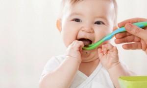 อาหารเสริมเด็ก วัย 6- 24 เดือน  แม่มือใหม่จำเป็นต้องรู้