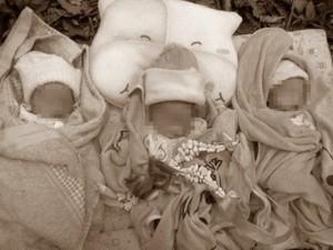 แม่รอผ่าคลอด ลูกแฝดสามเสียชีวิตในครรภ์