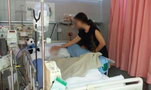 ฟื้นแล้ว! น้องโลล่า ดญ. 3 ขวบ ถูกบิ๊กไบค์ชน ไม่ต้องผ่าตัดสมอง