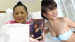 แอน-อังคณา ทิมดีป่วยซูปผอมนอนโรงพยาบาล รอลุ้นผลตรวจชิ้นเนื้อที่ช่องท้อง!!!