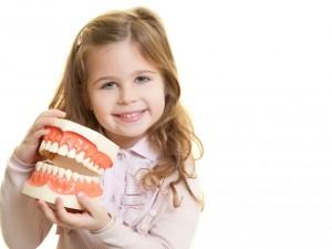 การพบหมอฟันครั้งแรกของเจ้าตัวน้อย