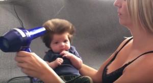ชมความน่ารักหนูน้อย  Baby Bear วัย 2 เดือน