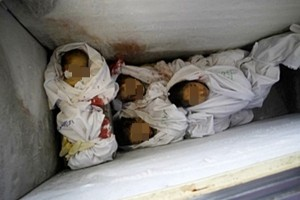 เจอ 5 ศพ ทารกโดนแช่แข็งในบ้าน