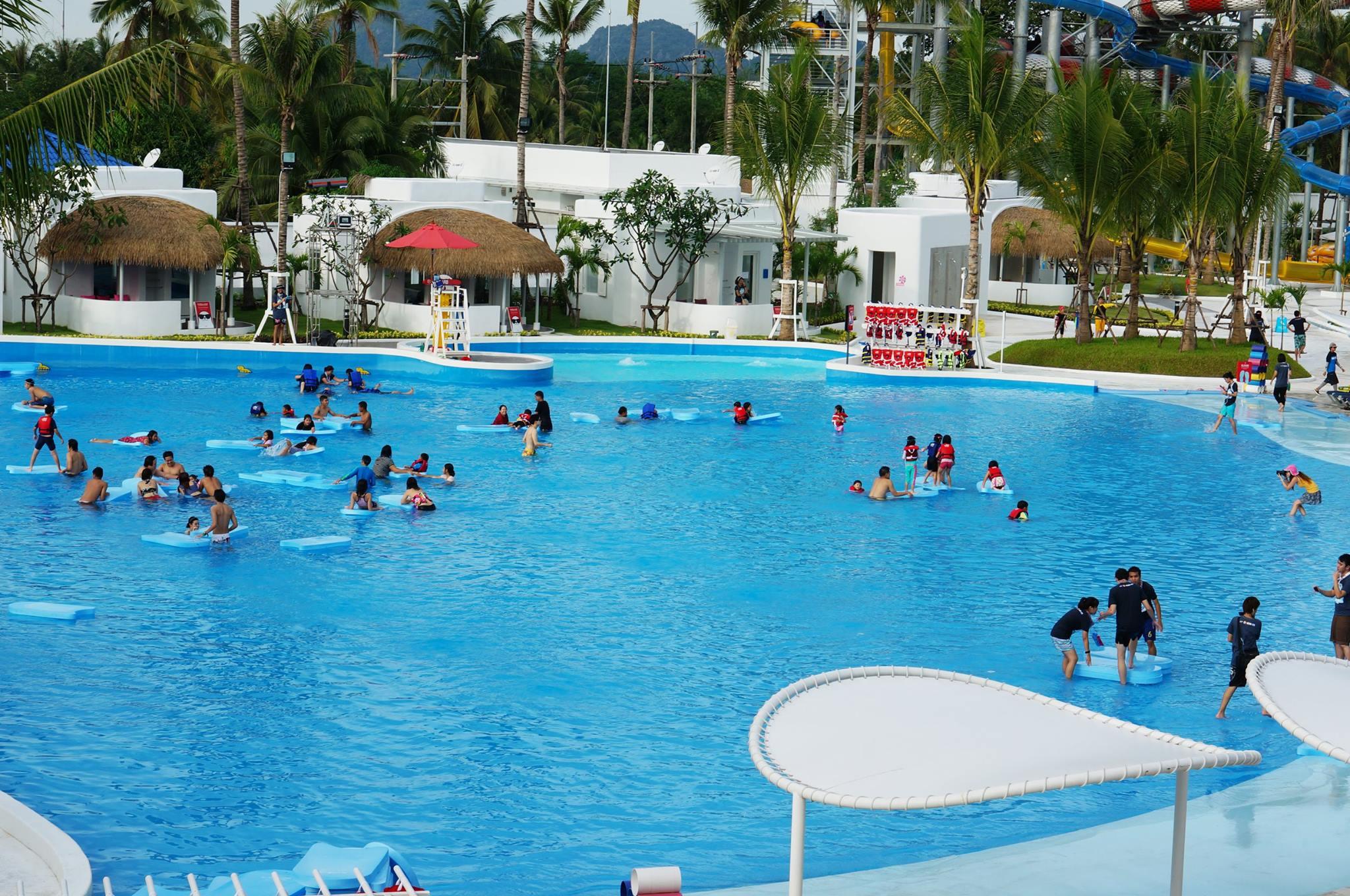 สวนน้ำในไทย: สวนน้ำซานโตรินี วอเตอร์ แฟนตาซี