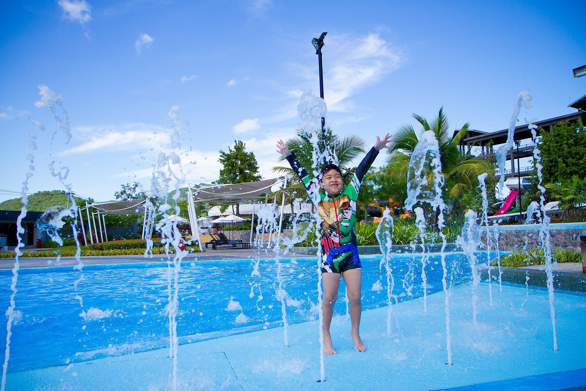 สวนน้ำในไทย สวนน้ำ Black Mountain Water Park
