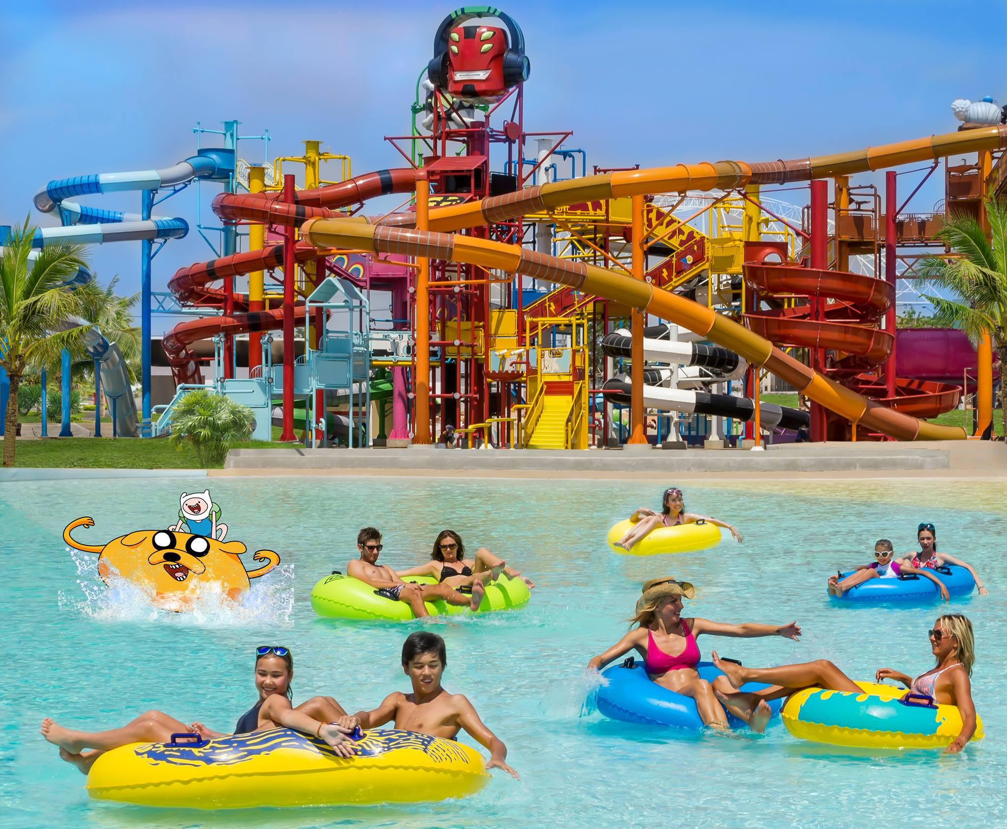 สวนน้ำในไทย: สวนน้ำ Cartoon Network AMAZONE