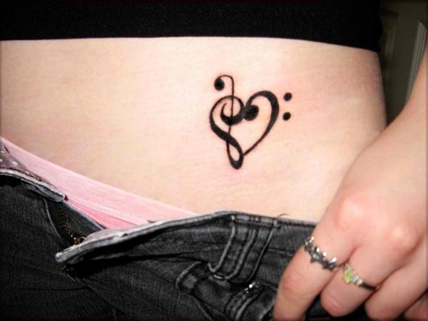 small-musical-heart-tattoo