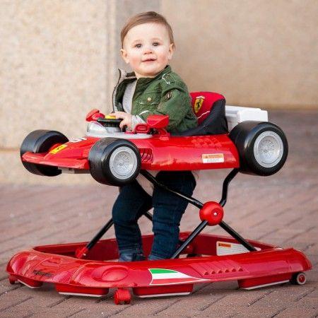 รถหัดเดิน ช่วยเด็กเดินเร็วจริงหรือ ???