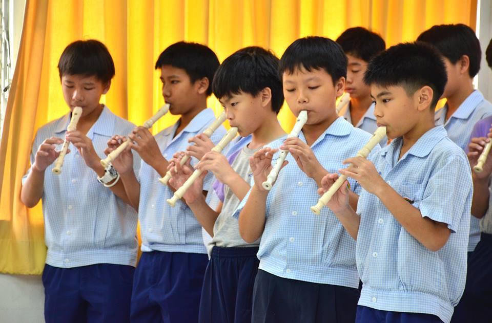 โรงเรีนอนุบาลในกรุงเทพมหานคร : โรงเรียนทอสี เขตวัฒนา