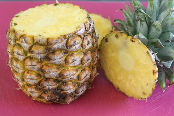 pineapple-sorbet